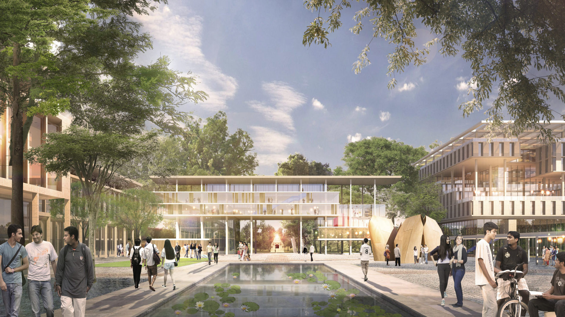 india's first sustainable design university